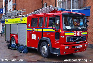 Oxfordshire Fire Amp Rescue